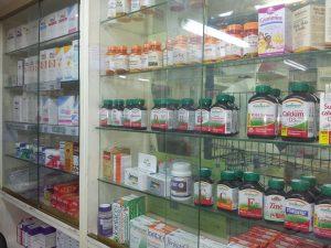 suplementy diety i leki w aptece
